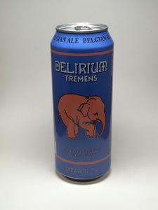 Delirium- Tremens (16oz Can)
